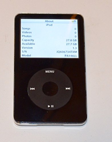 apple-ipod-30-gb-5th-generation-black-discontinued-by-manufacturer