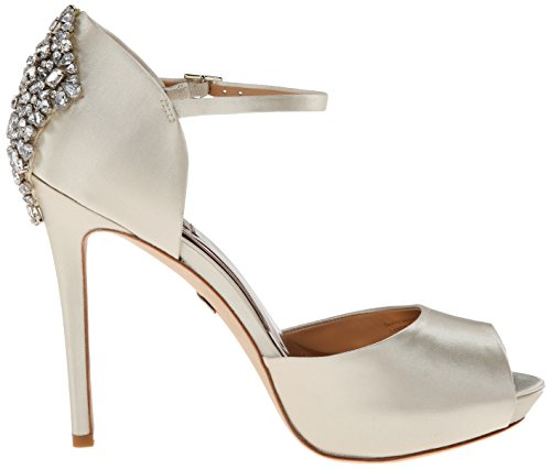 Badgley Mischka Gene Tessile Mary Jane