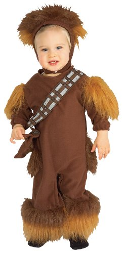 Star Wars EZ On Romper Collection Newborn Chewbacca ()