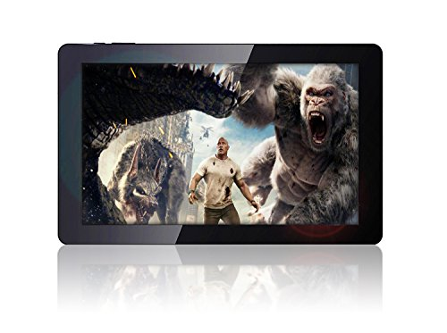 8'' Android 7.0 Nougat Tablet PC - Quad-Core, 16GB Storage, 1GB RAM, Bluetooth 4.0, WIFI, 1280x800 IPS Display, Supports Micro SD Card, Google Certified Tablet PC by Fusion5