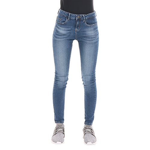 Jeans WAVEN Donna RDS6609507TB Cotone Blu nZxaY6qxvw