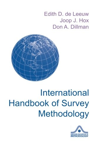 International Handbook of Survey Methodology (European...