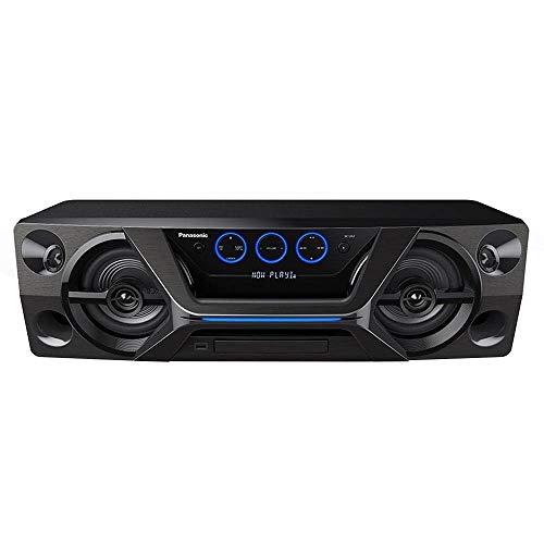Mini System, Panasonic, SC-UA3LB-K, Bluetooth, 250W