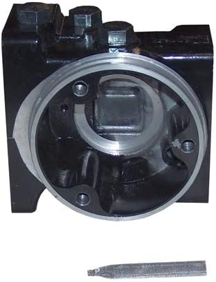 Professional Parts Warehouse Meyer 15980 Base /& Strainer Assembly for E58H E78 /& E88 Power Units E68