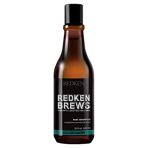 Redken Brews Mint Shampoo (Best Men's Shampoo And Conditioner 2019)