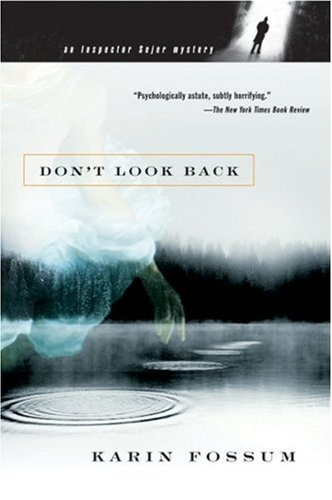 Book cover for Don't Look Back