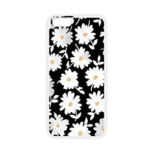 """Custom New Cover Case for Iphone6 4.7"""", Daisies Phone Case - HL-R652494"""