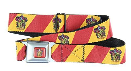 Harry Potter Gryffindor Cosplay Seat Belt Belt-Holds Pants Up (Pants Harry Potter)