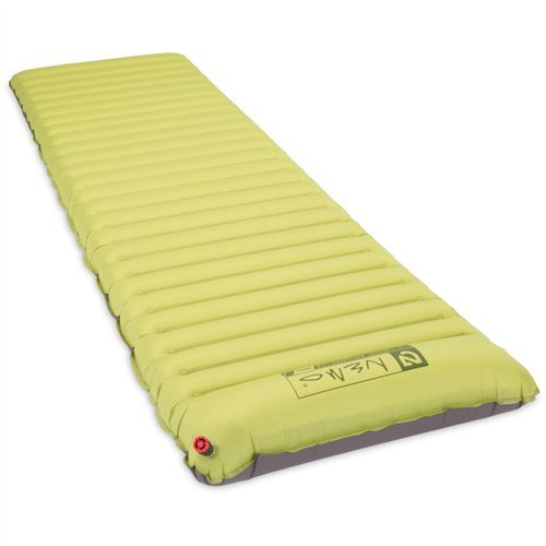 Nemo Astro Insulated Lite Sleeping Pad, Lemon Green, 20 Regu