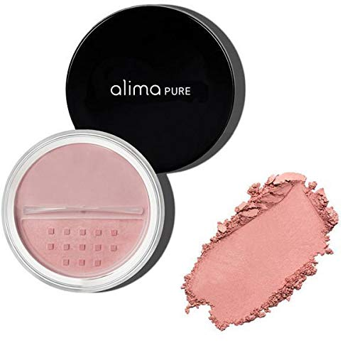 Alima Pure Loose Mineral Blush - Leigh