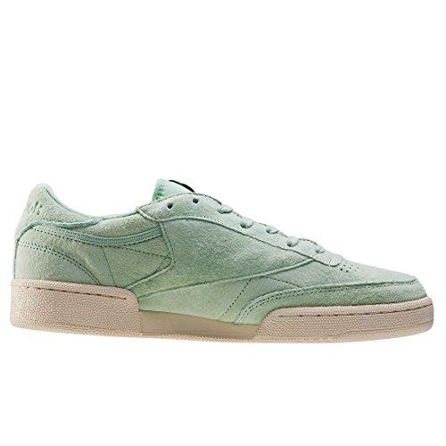 C Reebok Mint Club Sneaker 85 Vert Classique Pastels z6x7Uw6Fq