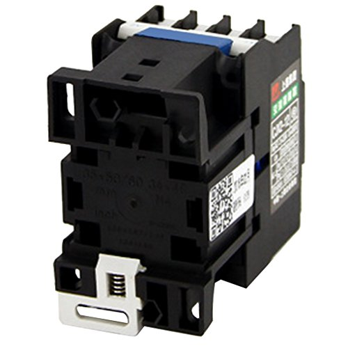 Dovewill CJX2-1210 380V AC Coil 3-Phase 1NO 50/60Hz Motor Starter Relay Contactor - 220V by Dovewill (Image #3)