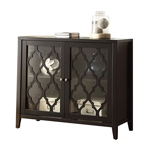 BOWERY HILL Accent Chest in Black
