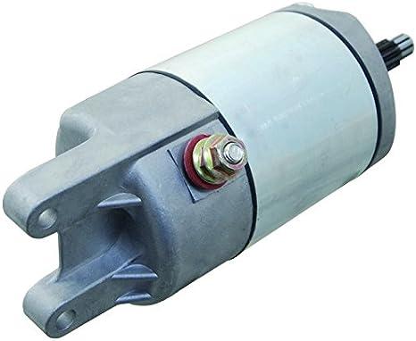 TRX350D 87 88 89 350CC Quad Foreman 87-89//31200-HA7-771 31200-HA7-772 31200-HA7-773 //SM13232 DB Electrical SMU0031 New Honda ATV Starter for TRX350 1987 87 SM-8