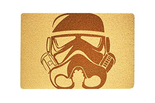 Stormtroopers Star Wars Art Design Style 24x16 inch Rubber Doormat New House Design Home Interior Design Birthday Gift ()