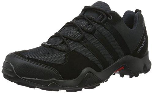 adidas Ax2 Cp, Zapatillas de Senderismo para Hombre Negro (Negbas / Granit / Griosc)