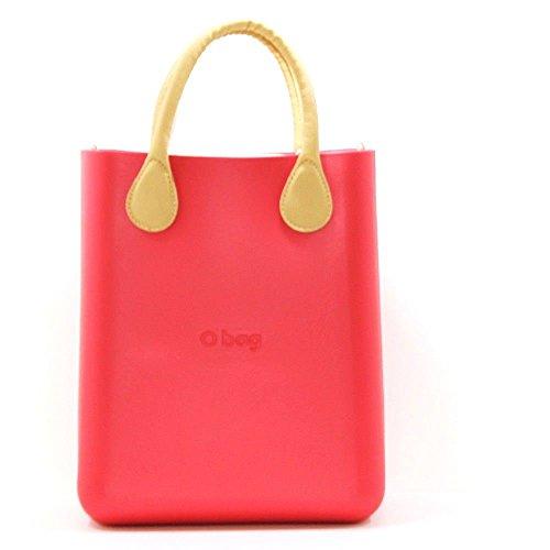 Sac main femme BAG O à rose fuchsia pour tqAwPP