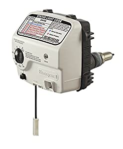 "Honeywell WT8840B1000/U Water Heater Gas Control Valve, Nat 160 Degree F 1"" Cavity from Honeywell"