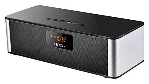 XREXS dy-27 portátil inalámbrico Bluetooth estéreo Altavoces ...