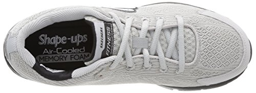 Spacey Damen Gris Training Skechers Lgbk Liv Go 1zqSHxwnf0