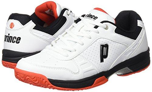 Prince Advantage Lite M - Zapatillas para hombre, color blanco, talla 39.5