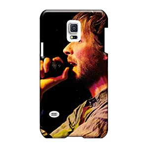 Durable Cell-phone Hard Covers For Samsung Galaxy S5 Mini With Custom High Resolution Franz Ferdinand Band Skin CASESHOPZOU