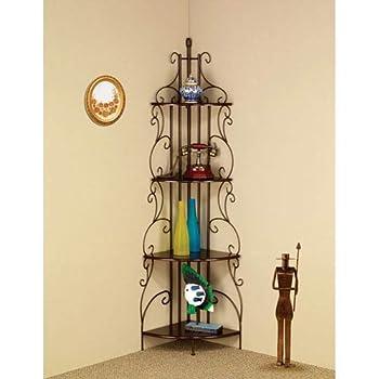 Coaster Home Furnishings 910038 Casual Bookcase, Copper