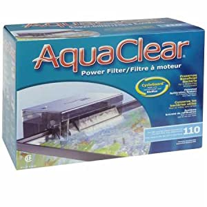 Aqua Clear Fish Tank Filter Review