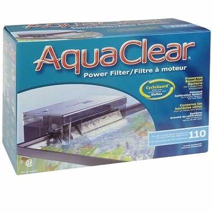 Filters Fish & Aquariums The Cheapest Price Aqua Clear Foam Standard Packaging 110