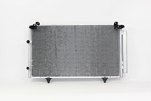 A-C Condenser - Pacific Best Inc For/Fit 3052 02-06 Toyota Camry 02-06 ES300/330 04-08 Solara w/Receiver Dryer