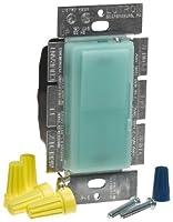 Lutron DVSC-603P-SG Diva 600W 3-Way Dimmer Sea Glass