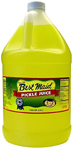 Best Maid Dill Juice 1 Gal (Dill Pickles Spicy)