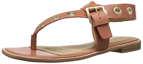 G.H. Bass & L1bDw4v2lV Women Macie Dress Sandal Terra Cotta