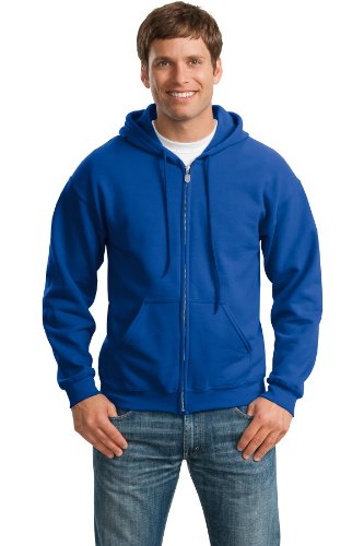 Gildan - Heavy Blend Full-Zip Hooded Sweatshirt - 18600 ()