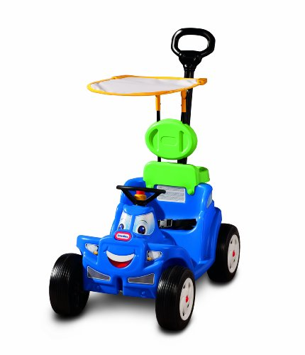 - Little Tikes Deluxe 2-in-1 Cozy Roadster