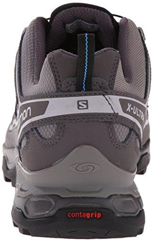 887850517526 - Salomon Men's X Ultra 2 GTX Hiking Shoe, Detroit/Autobahn/Methyl Blue, 9.5 D US carousel main 1