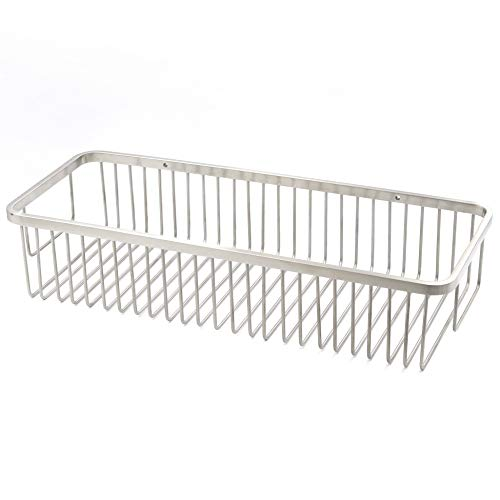 Stainless Steel Wire Basket - WEBI Wire Container, 15.7