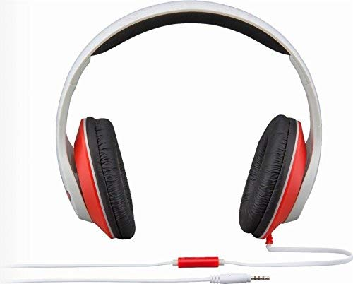 Super Mario Odyssey Over The Ear Headphones with Built in Microphone Quality Sound from The Makers of iHome by eKids