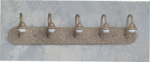 (Forte Lighting 50485-83 Golden Plum Traditional / Classic 5 Light 36