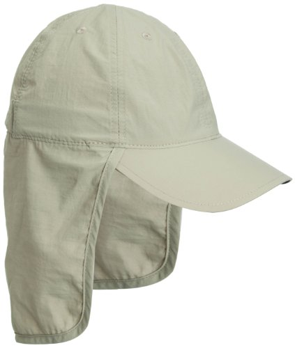 Columbia Schooner Bank Cachalot III Sun Hats, Fossil, One Size
