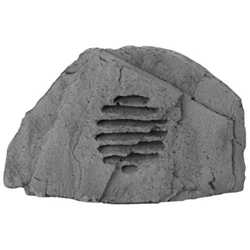 Stereostone Stereo (Stereostone In-Wall Speaker Palos Verdes 125 Watt Rock Speaker (Grey Granite))