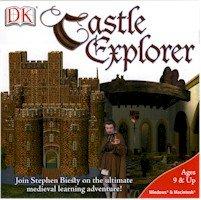 New Dk Multimedia Castle Explorer Medieval Learning Adv 3d Environment Acclaimed Illustrations (Castle Explorer)