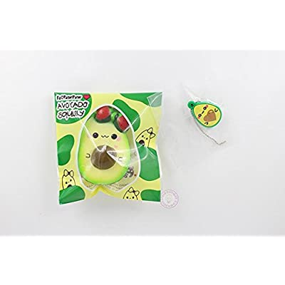 FatPawPaw Mini Avocado, Watermelon Green Color, 1 Pc Only: Toys & Games