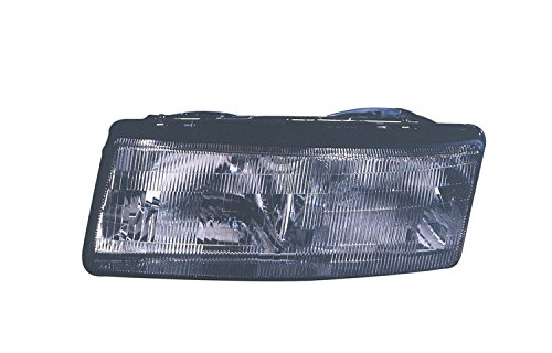 evrolet Lumina Driver Side Replacement Headlight Assembly ()