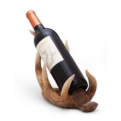 er Wine Bottle Holder (Antler Wine Bottle Holder)