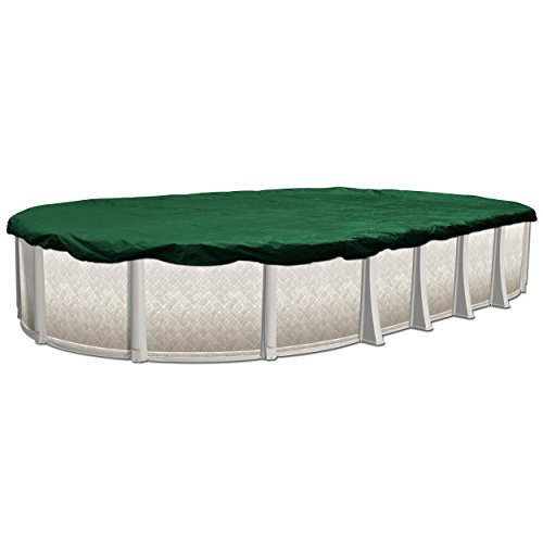 - 12-Year 16 x 32 Oval Pool Winter Covers