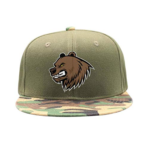 Camo Brown University Bears BU Cotton Polo Style Baseball Cap Hat. Sale  Price   19.69. Store  Ebay. Brown Bears Camouflage Caps 454719742709