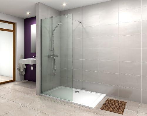 Infinity Florence mampara para ducha de 1600 x 900 mm - 1000 mm ...
