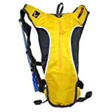 Ledge Sports Gooseberry Hydration Pack (Yellow), Outdoor Stuffs