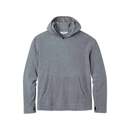 (Mountain Khakis Men's Pop Top Hoody, Gunmetal, XX-Large)